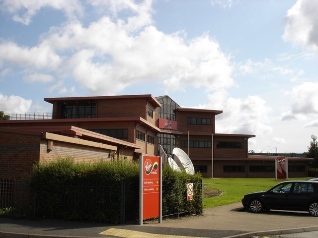 Virgin Media Offices, Nottingham - geograph.org.uk - 948697