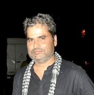 Vishal Bhardwaj - Bhardwaj at 7 Khoon Maafs wrap-up party, 2010