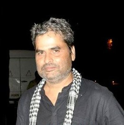 Picture of a band or musician: Vishal Bhardwaj
