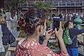 Visiting Kiyomizu-dera Temple, Kyoto (23410599893).jpg