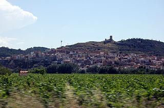 Ascó Municipality in Catalonia, Spain