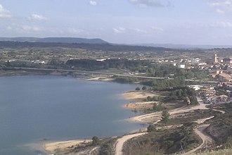 Sacedón - Image: Vista parcial de Sacedón