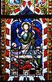 Vitrail de la résurrection du Christ (chapelle St Laurent, cathédrale de Strasbourg).jpg