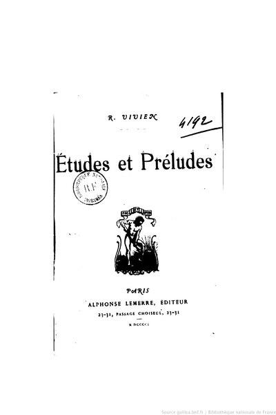 File:Vivien - Études et Préludes, 1901.djvu