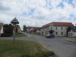 Vlachovice (ZL), křižovatka.jpg