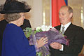 Vladimir Putin with Queen Beatrix-1.jpg