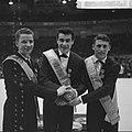 Vlnr Karol Divin (Tsjechoslowakije), Manfred Schnelldorfer en Alain Calmat, Bestanddeelnr 916-1172.jpg