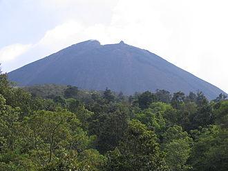 Pacaya - Image: Volcan Pacaya