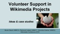 Volunteer Engagement in Wikimedia Projects - WMCON 2016.pdf
