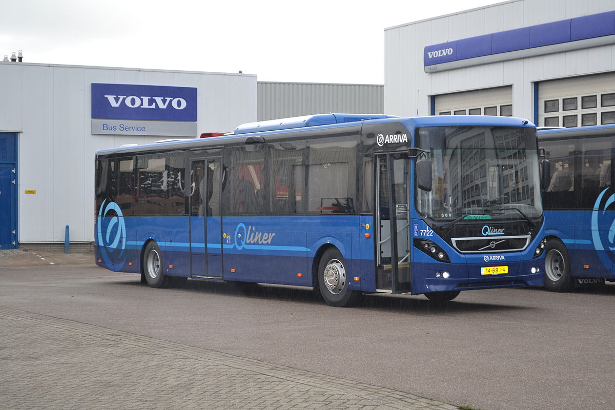 Fjarrtrafik modellen for volvo