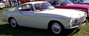 Volvo P1800 - 1963 Volvo P1800