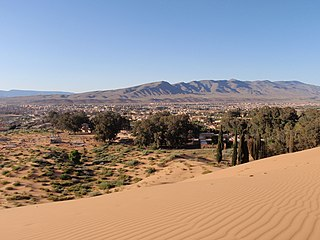 Saharan Atlas