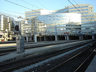 Gare De Paris Montparnasse Wikipedia
