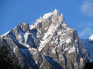 Mount Cayley - The Vulcan's Thumb