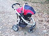 Wózek dziecięcy - 001.JPG