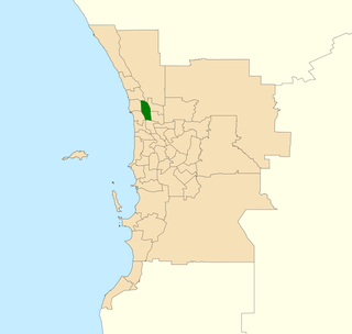 Electoral district of Kingsley