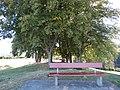 WO EINST DER GALGEN STAND,STEHT HEUTE NE SITZBANG AUF DEM GALGENBUCK 3.9.2013 - panoramio.jpg
