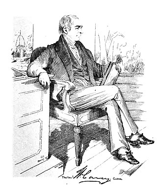William Carey (missionary) - Portrait sketch by Colesworthey Grant