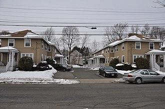Buildings at 35–37 Richardson Avenue - Image: Wakefield 35 37 Richardson