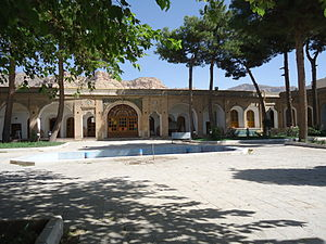 Ilam Province - Wāli castle
