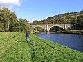 Walking by the River Tweed - geograph.org.uk - 598167.jpg