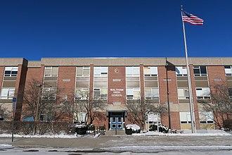 Waltham High School - Waltham High School