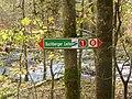 Wanderschild, Buchberger Leite.jpg