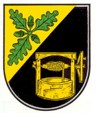 Coat of arms of the local community Käshofen