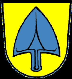 Nordheim, Baden-Württemberg - Image: Wappen Nordheim Neckar