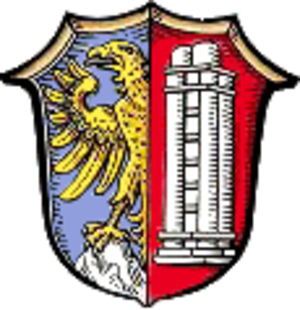 Raubling - Image: Wappen Raubling