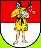 Das Wappen von Staßfurt
