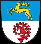Wappen der Gemeinde Ustersbach