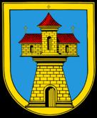 Das Wappen von Waldheim