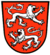 Coat of arms of Irsee