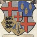 Wappentafel Bischöfe Konstanz 64 Johann von Waldburg.jpg