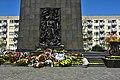 Warsaw Ghetto Heroes Moument 19 April 2019e.jpg