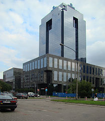 Warta Tower.