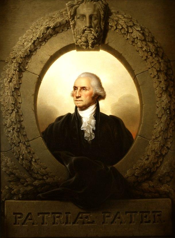 Washington-patriae-pater