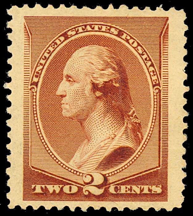 Washington4 1883 Issue-2c