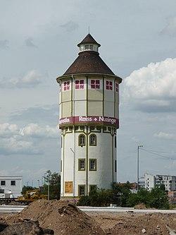 Water tower am Czernyring 01.jpg
