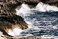 Waves hitting coast.jpeg