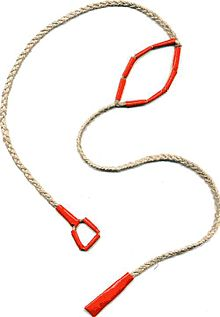 Sling (weapon) - Wikipedia, the free encyclopedia
