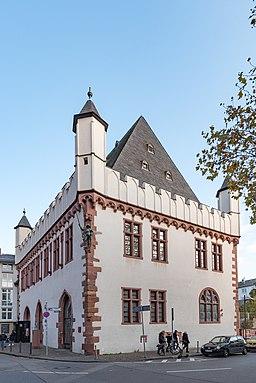 Weckmarkt in Frankfurt am Main