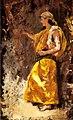 Weeks Edwin Lord Standing Arab Woman.jpg