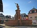 Weilburg Marktplatz Brunnen (2013).jpg