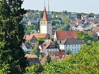 Weissach - Weissach