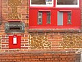 Wells-next-the-Sea, postbox No. NR23 2300, Station Road - geograph.org.uk - 1605348.jpg