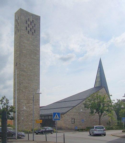 Datei:Wendlingen (Neckar), Johanneskirche (2).jpg