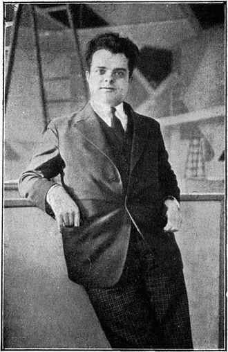 Werner Graeff - Werner Graeff in the Aubette, 1927