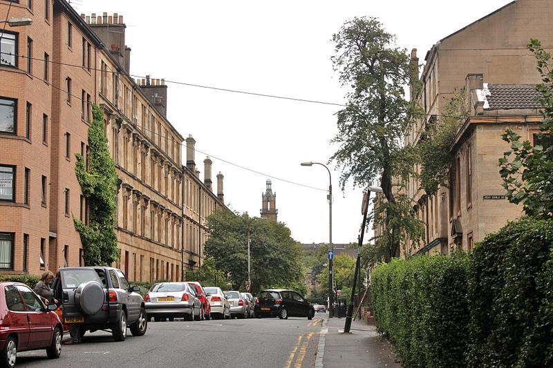 Housing in Glasgow's West End